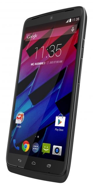 Moto MAXX 2015 - the international version of Droid Turbo