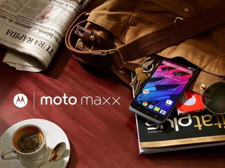 Moto MAXX is not such a global