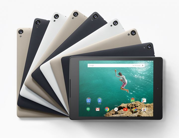 Google Nexus 9 2015 now for $ 399