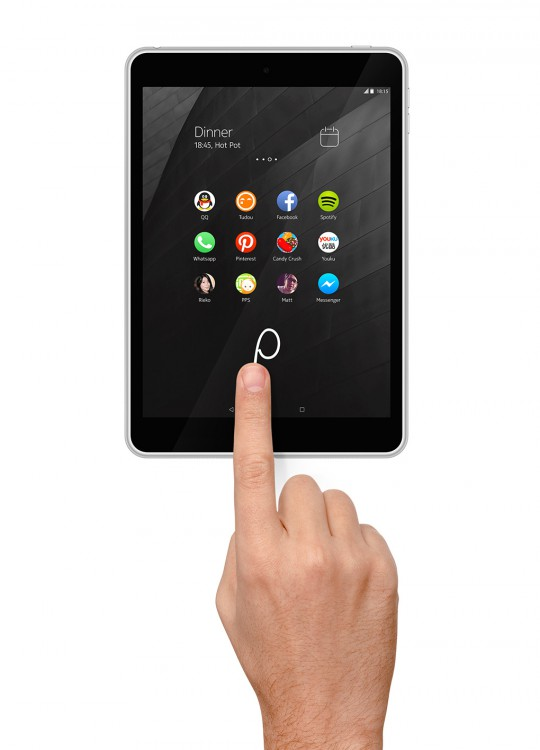 Nokia N1: Android-tablet, which will save the Finnish company