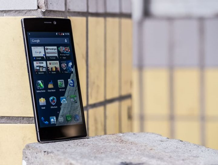 Prestigio Multiphone Grace Review