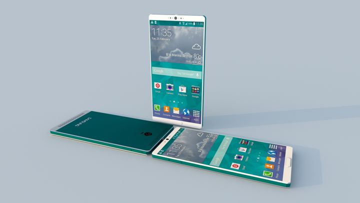 Project Zero 2015 - the first information about the Samsung Galaxy S6