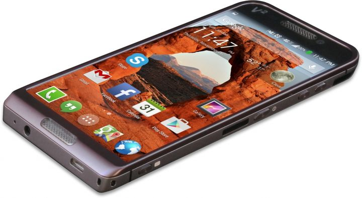 Saygus V² - super-smartphone from the future