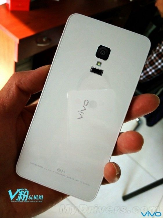 First pictures of thin and powerful smartphone Vivo Xplay 5S