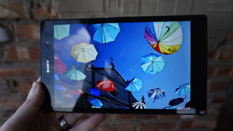 For that you can love Sony Xperia Z3 Tablet Compact?