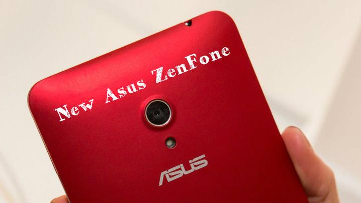 New Asus ZenFone get innovative camera
