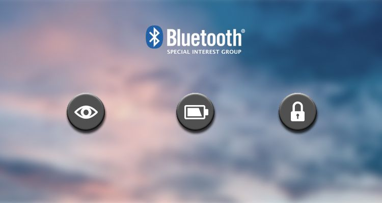 With Bluetooth 4.2 limits - only clouds