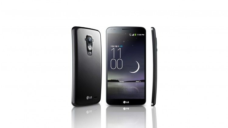 In January, LG may show G Flex 2