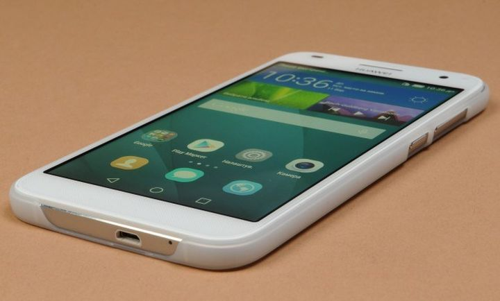 Review of the smartphone Huawei G7