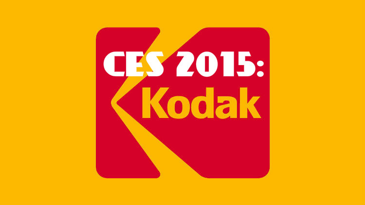 CES 2015: Kodak is back with an incredibly simple Android-device