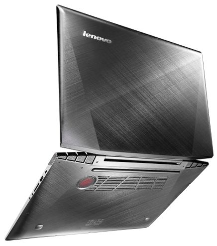 Laptop Lenovo IdeaPad Y7070 review - in a knockout competition with the first strike!