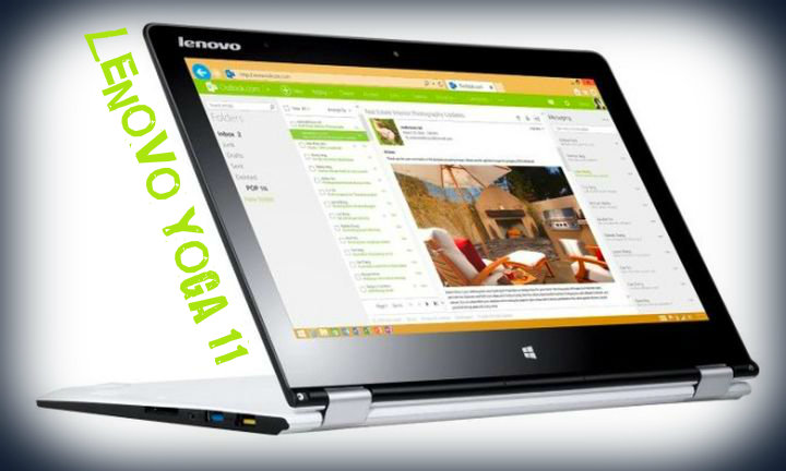 Features Lenovo Yoga 11 March hit the net before the official presentation