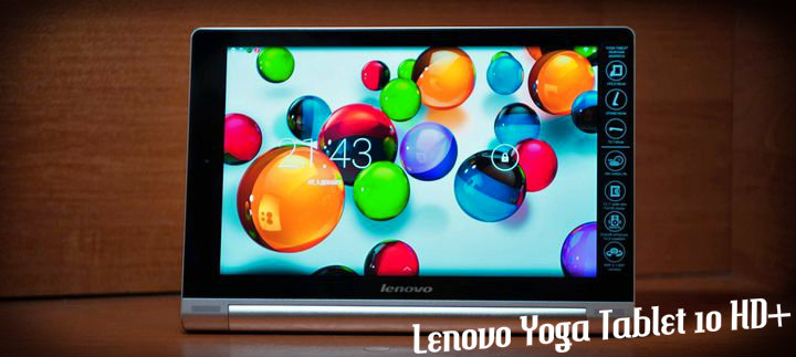Tablet Lenovo Yoga Tablet 10 HD+ review