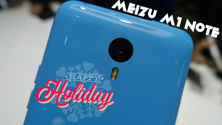 Meizu M1 Note: Comparison of the clone with the original iPhone 5c