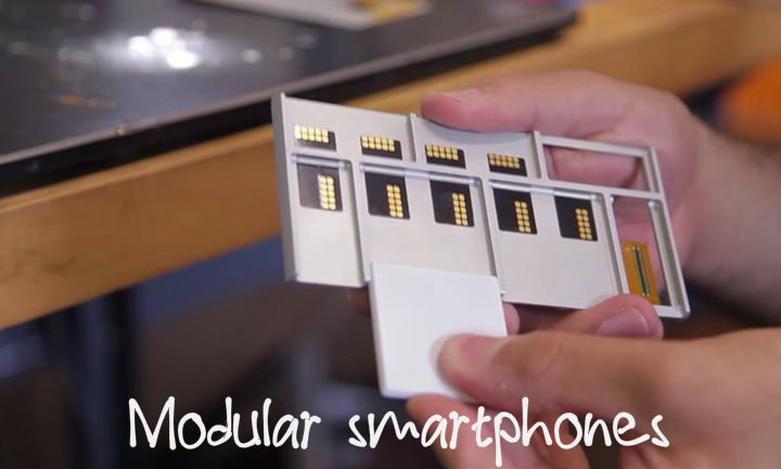 Modular smartphones – our future
