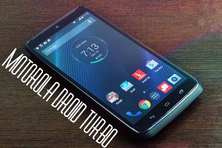 Motorola Droid Turbo review - Unboxing and first impressions