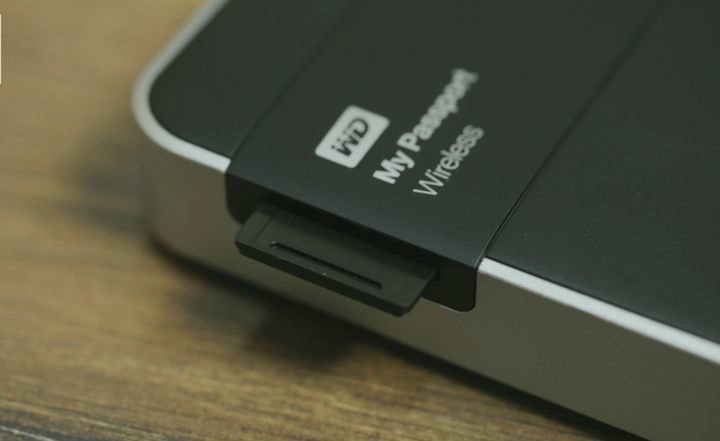 Western Digital and future external drives - My Passport Wireless