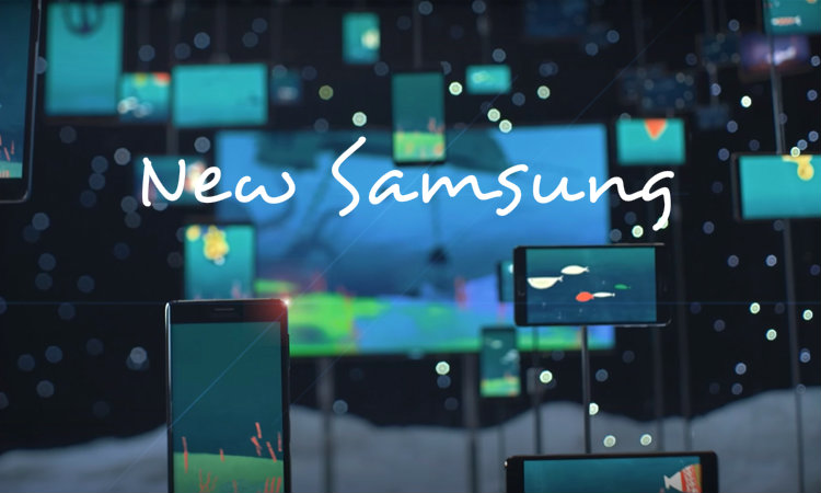 New promo video New Samsung