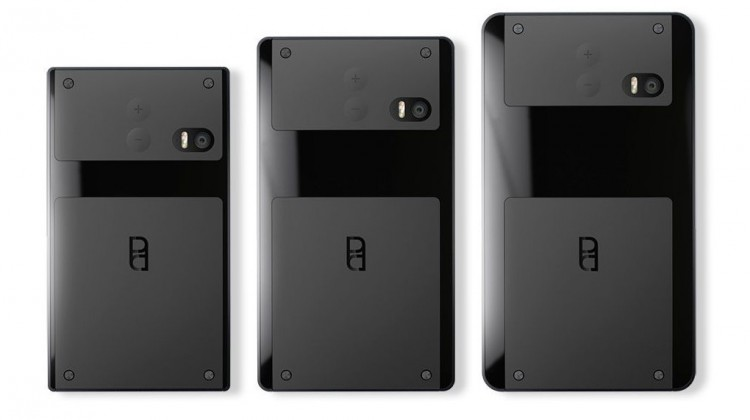 Puzzlephone - another smartphone designer