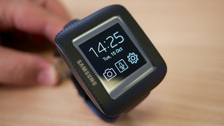 Samsung offers a completely new way to interact with intelligent smart watches