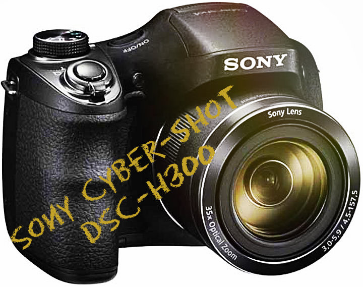 Sony Cyber-shot DSC-H300 camera review