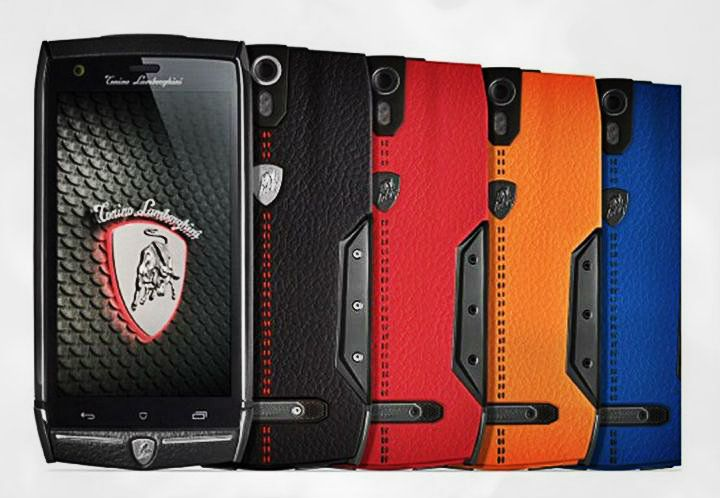 Tonino Lamborghini 88 Tauri - the most prestigious smartphone runs on Android