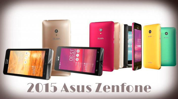 Asus shows new Zenfone January 5