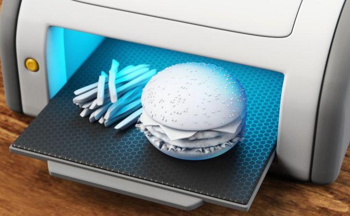 3D-printer for printing?
