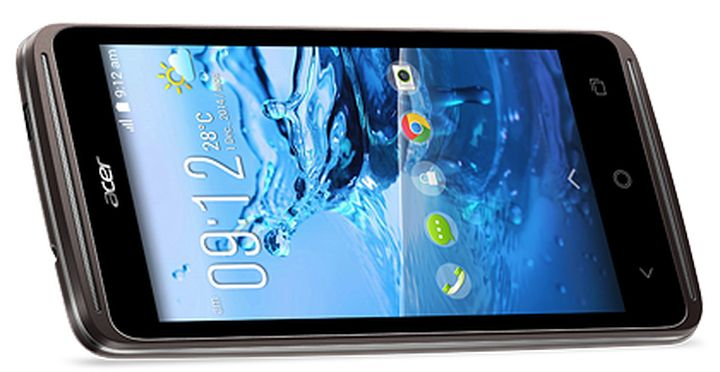 CES 2015. Acer is inexpensive LTE-smartphone Liquid Z410