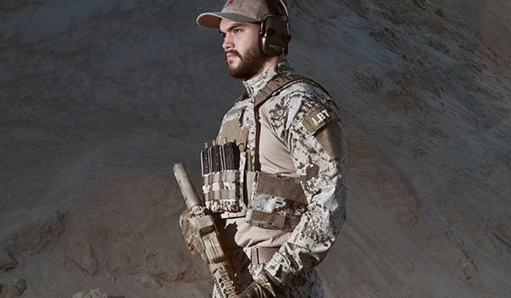 LBX TACTICAL FIELD started selling Camouflage Uniforms INLAND TAIPAN