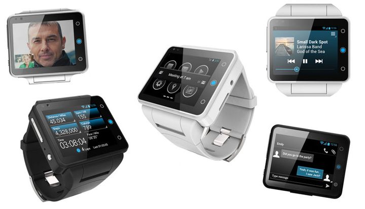 Android gadget on your wrist!