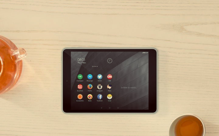 The first Android-tablet Nokia N1 on sale
