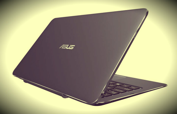 CES 2015. The new ASUS Transformer Book - the thinnest Windows-tablets in the world