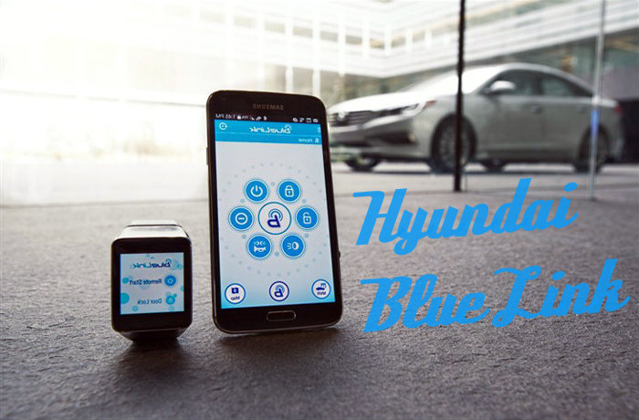CES 2015. System from Hyundai Blue Link will work on smart watches