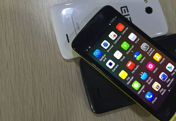 Elephone Company prepares to release budget-with a price tag of $ 100