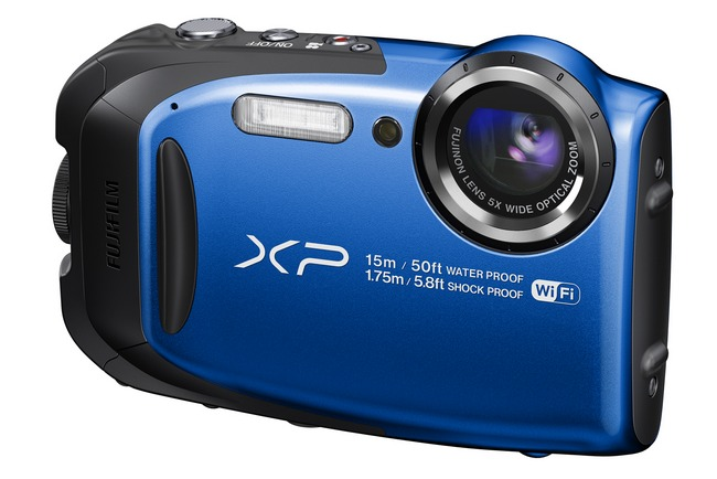 FUJIFILM FinePix XP80 - Weatherproof Camera