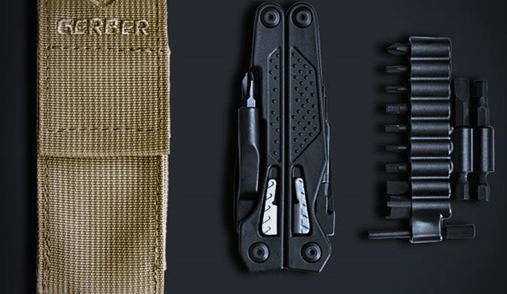 Gerber MP1-AR - new multitools for owners of firearms