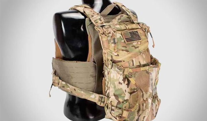 New military backpacks FS Field Ruck and FS VEP