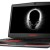 Modern gaming laptop ALIENWARE A17