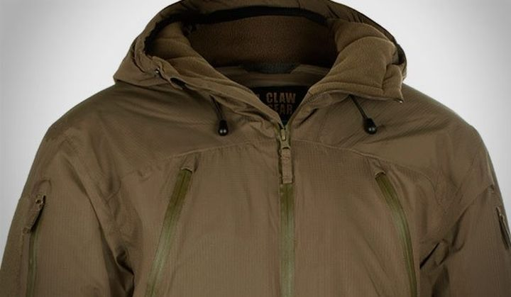 New and modern insulated jacket Clawgear Cim Jacket