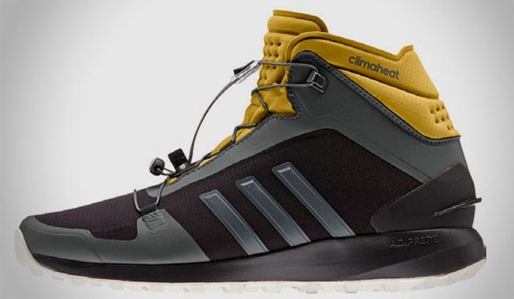 New modern trekking sneakers Adidas Outdoor Fastshell Mid CH