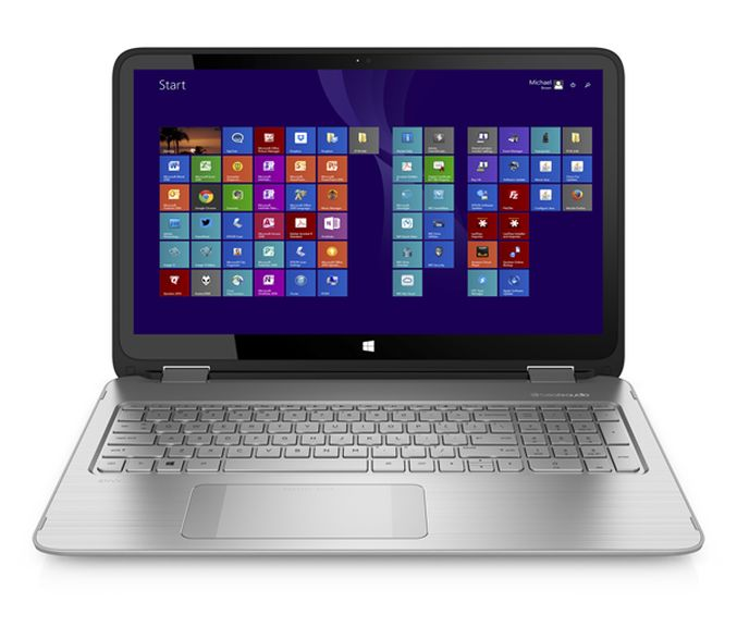 Notebook Review HP Envy x360: universal, but weak