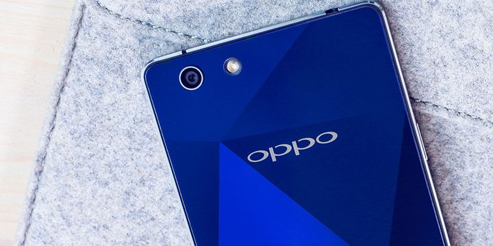 OPPO R1C officially presented