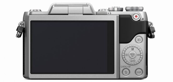 Panasonic LUMIX DMC-GF7 - all for self
