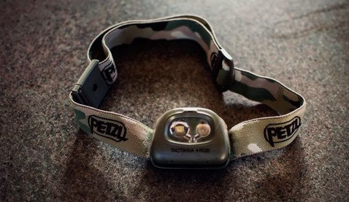 Petzl announced the release and LIGHT TACTIKKA + TACTIKKA + RGB