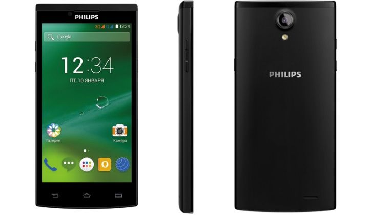 Philips S398 smartphone review