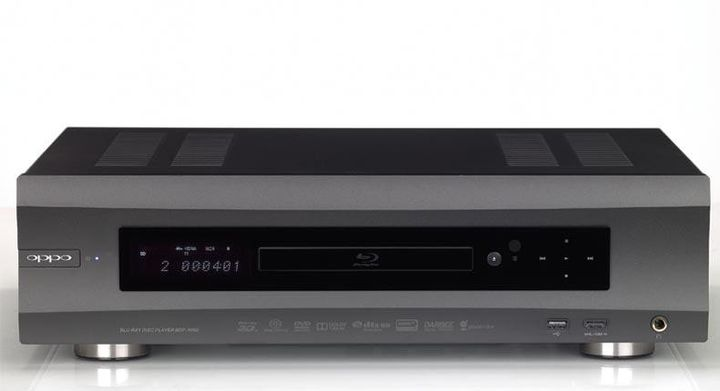 Rerview Blu-ray-player Oppo BDP-105D: quality, worthy of the price
