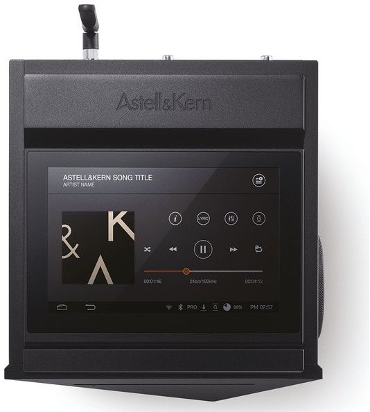 Review Astell & Kern AK500N: high hybrid audio
