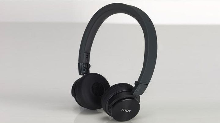 Review of Bluetooth-headset AKG Y45BT: First move
