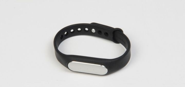 Review fitness bracelet Xiaomi Mi Band